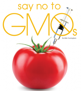 Say No To GMO's